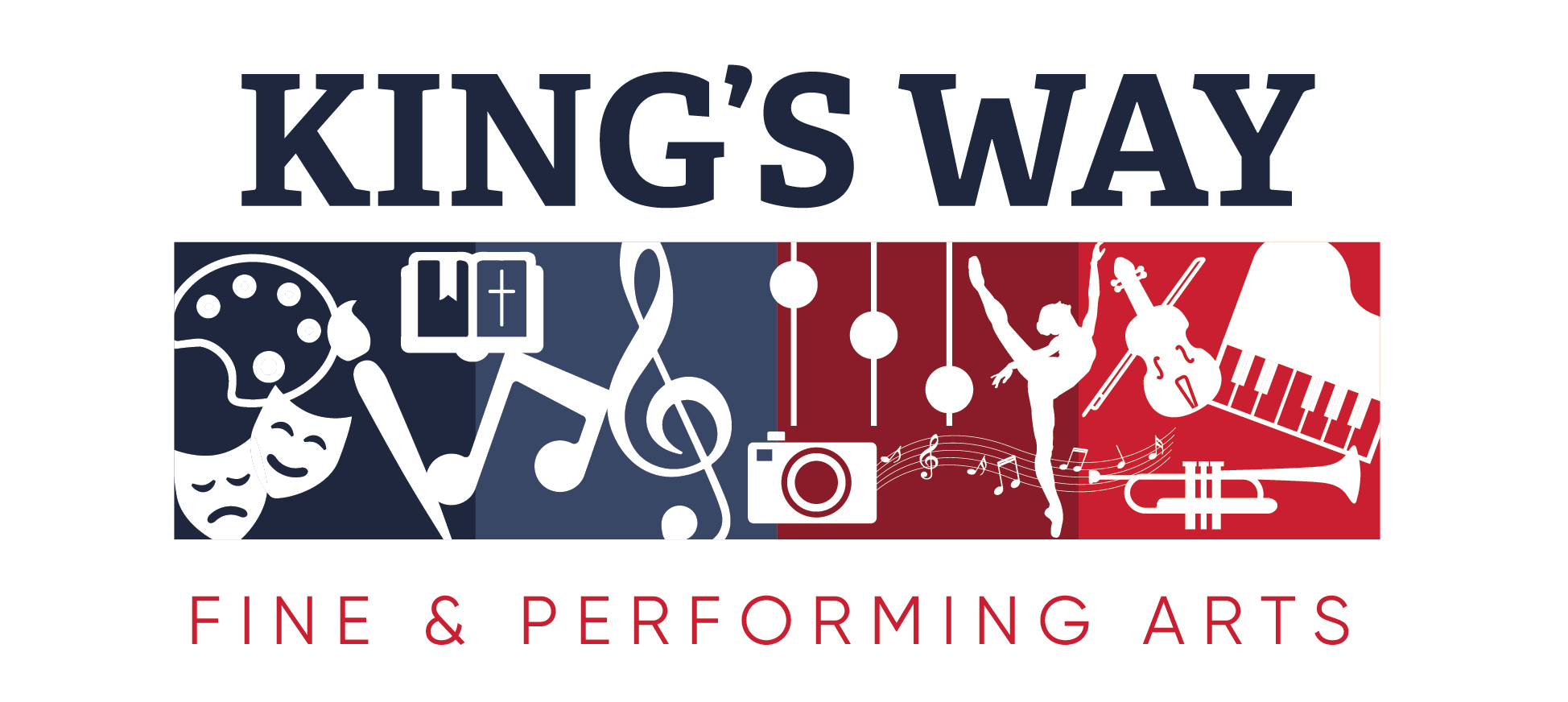Fine & Performing Arts Logo